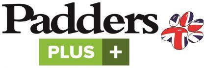 Padders Plus Logo