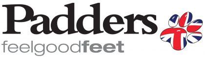 Padders Logo
