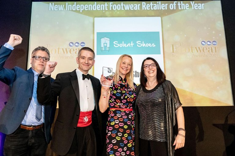New independent footwear retailer of the year Solent Shoes