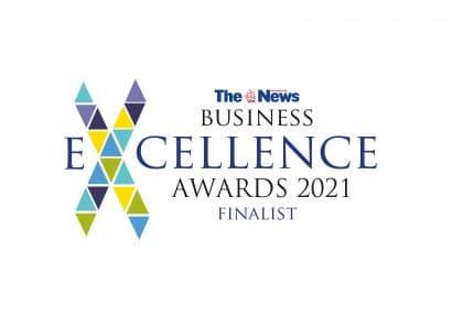 News Business Awards 2021 finalist logo